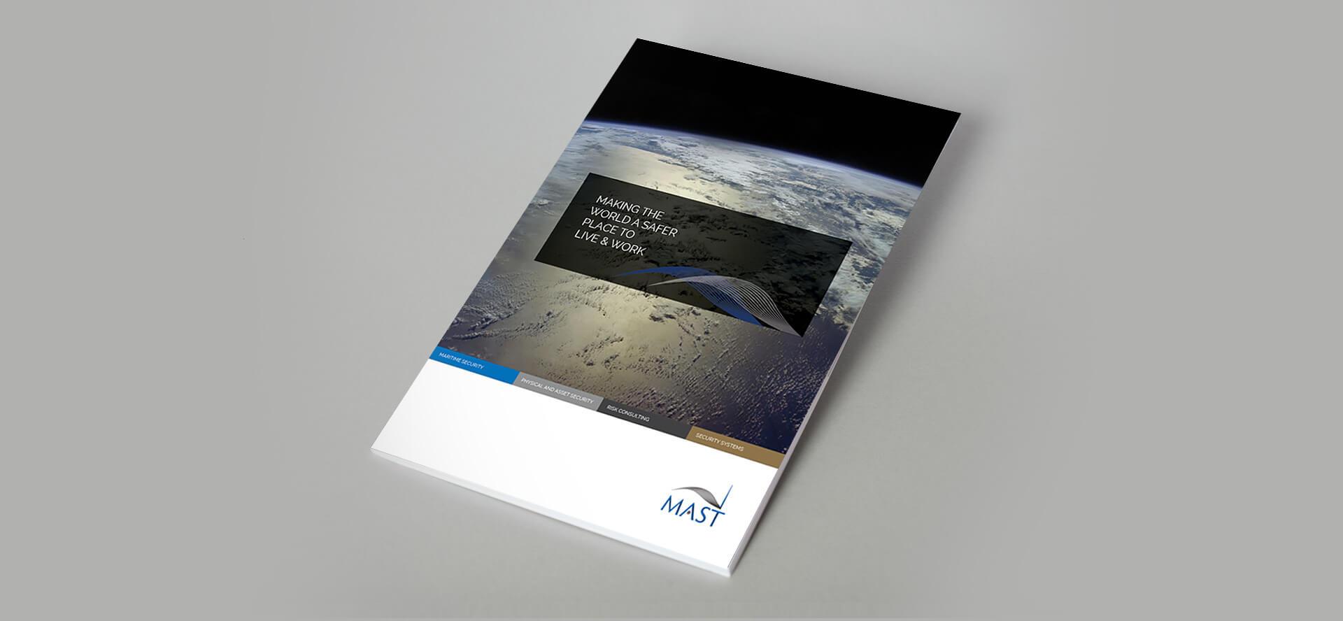 MAST Brochure Design